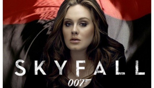 Skyfall+007+Theme+Lyrics