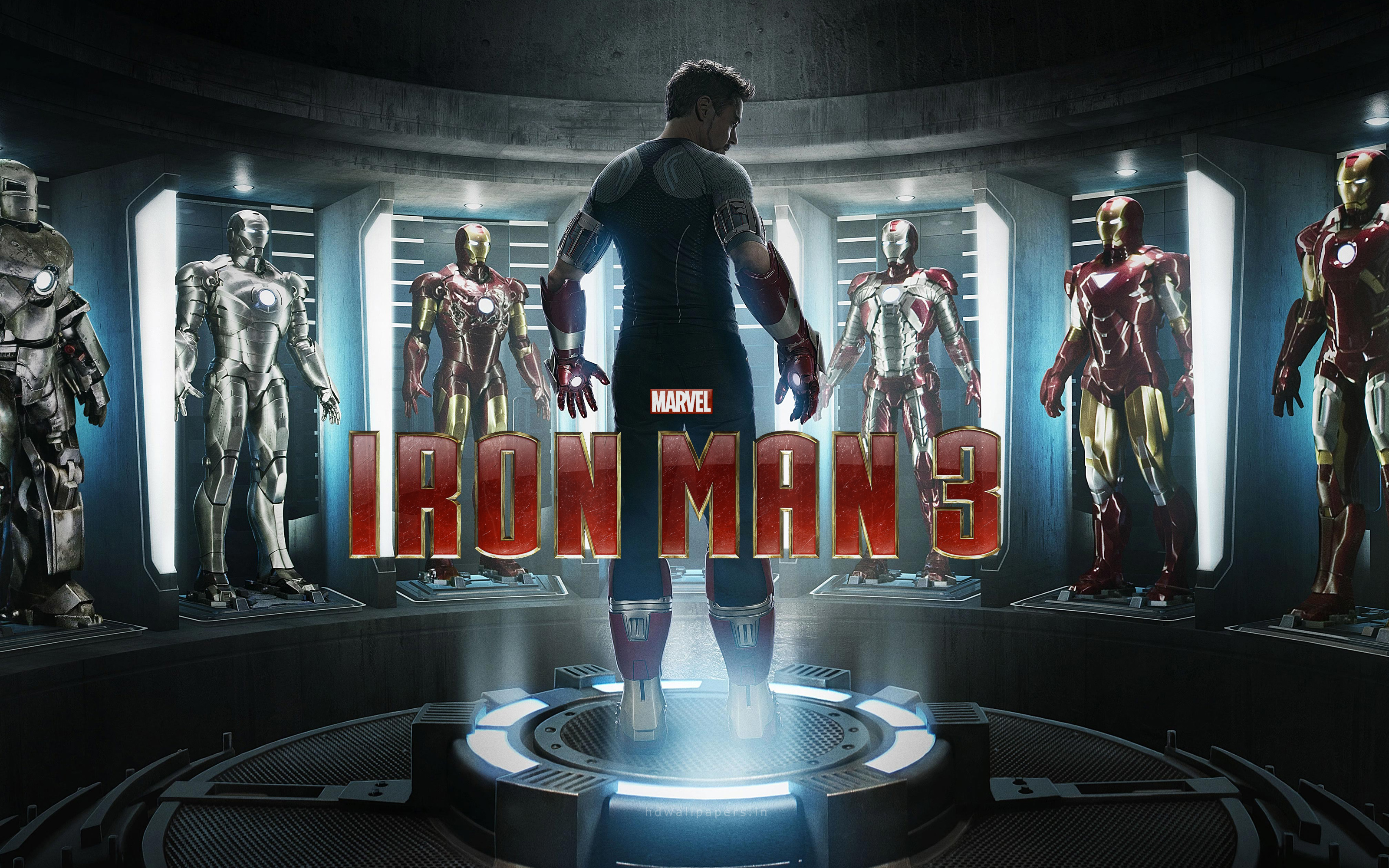 Download Iron Man 3 movie in HDRip DVDRip BDRip, Iron Man 3 full ...